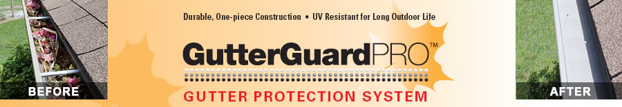 Gutter Guard Pro Systems